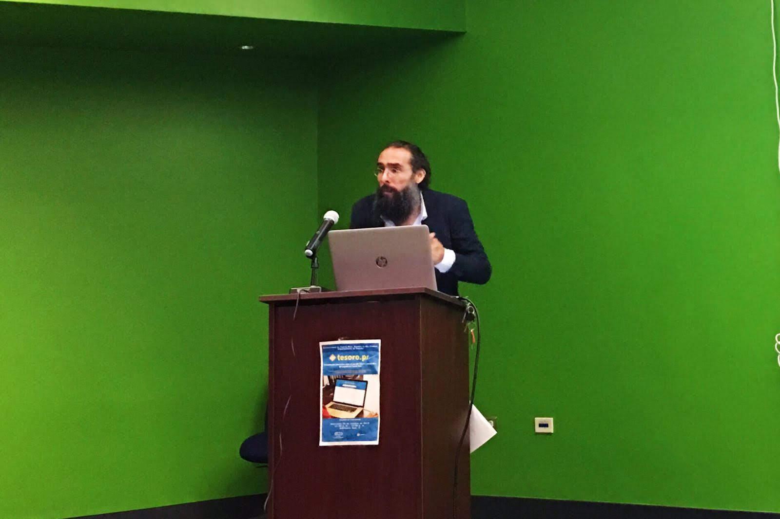 Presentan nuevo diccionario lexicográfico de Puerto Rico