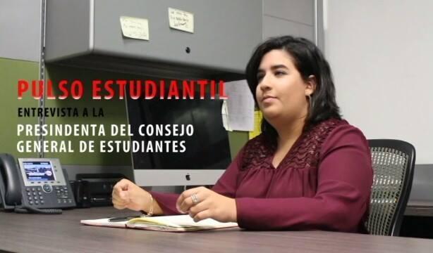 Estudiantes de la UPR-RP reclaman Asamblea General al CGE
