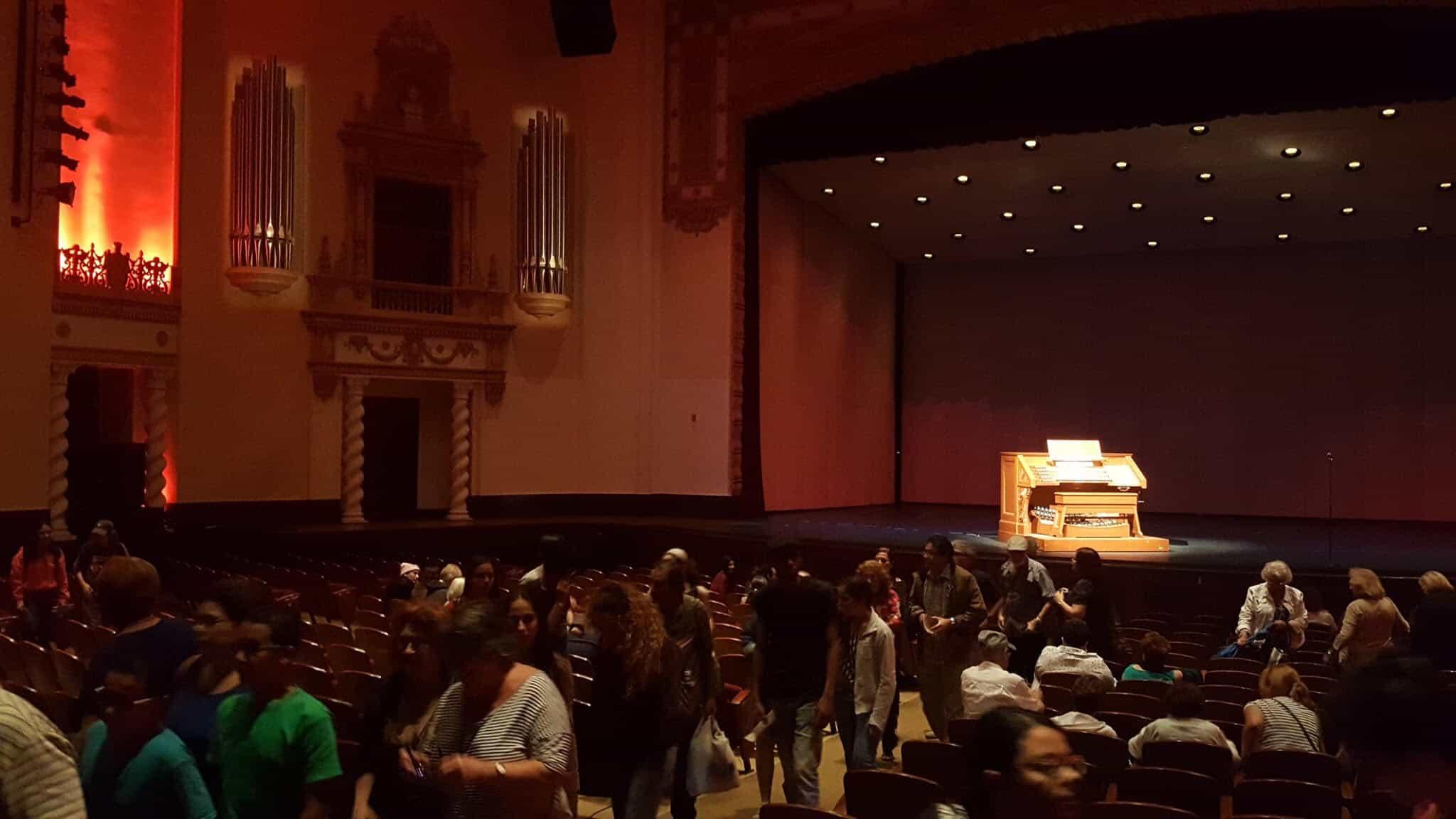 Cancelan el recital de órgano por Erik Suter
