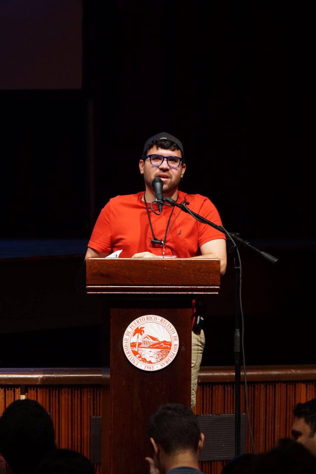 Vicepresidente del CGE aclara cuestión de cuórum