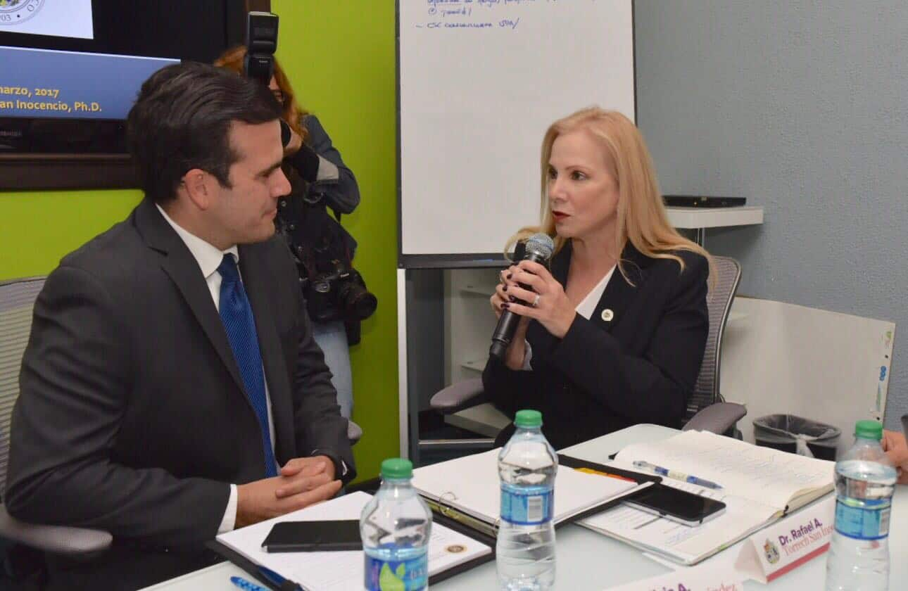 Presidenta interina UPR ignora reclamos para rechazar ajustes