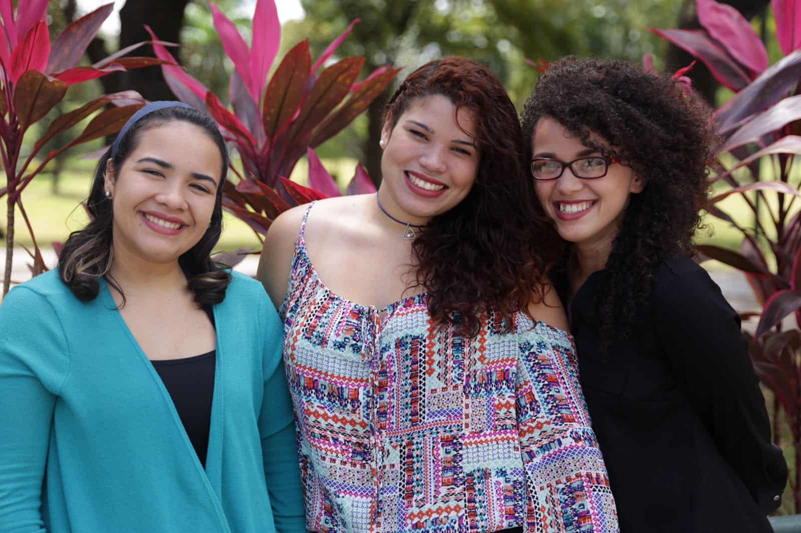 Trío de jerezanas demuestra calidad de estudiantado UPR a nivel internacional