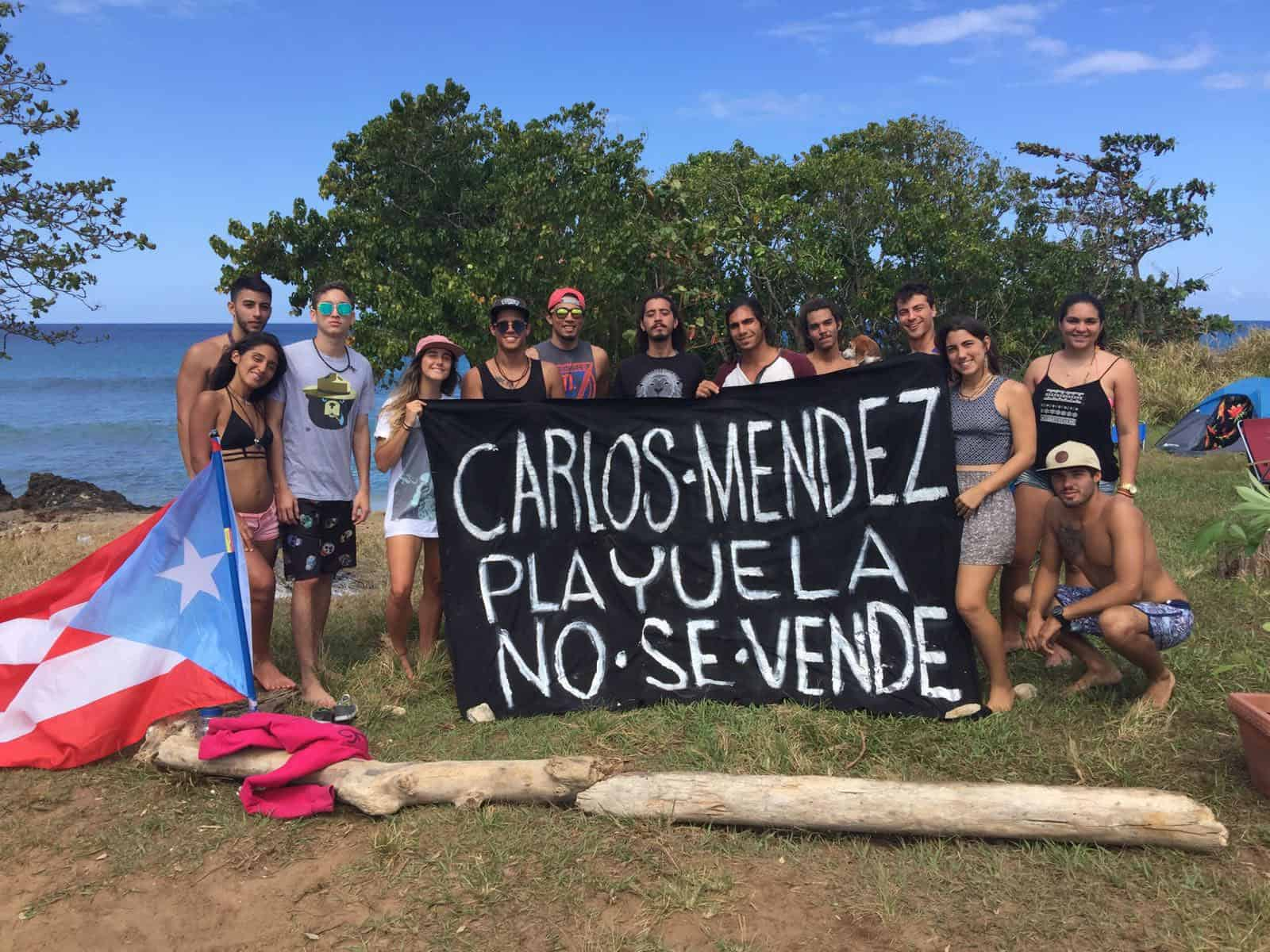 Estudiantes del RUM se solidarizan con Playuela