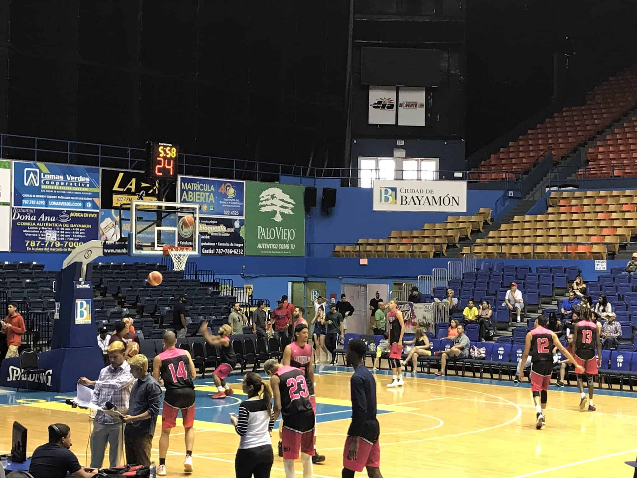 UMET toma ventaja en la final de baloncesto masculino LAI