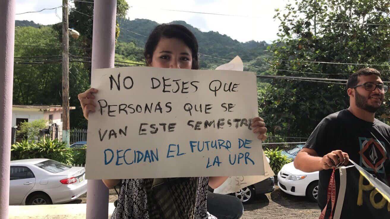 UPR Utuado levanta voto de huelga