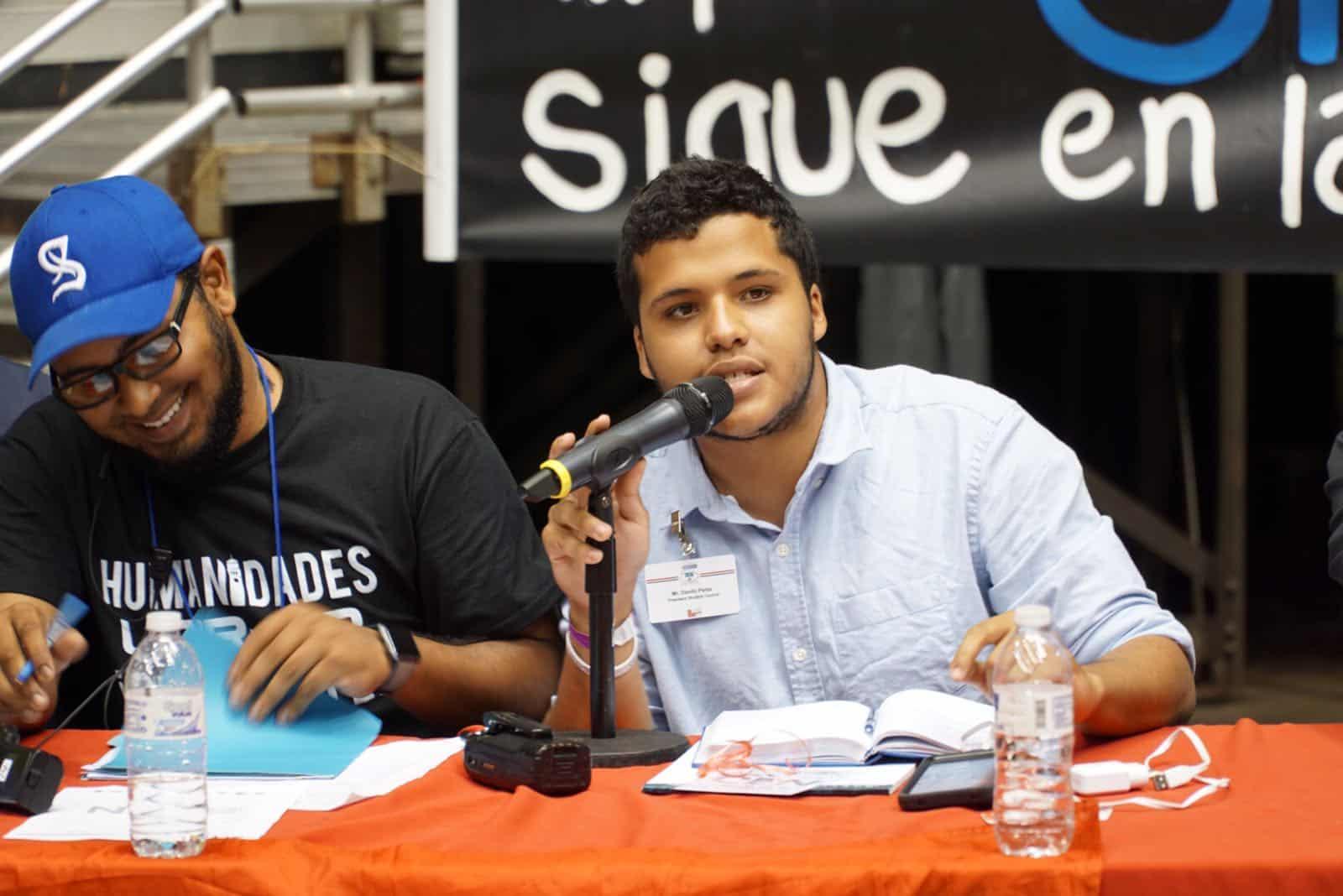 """""""Se expresó el sentir"""" del estudiantado en asamblea nacional UPR, según presidente"""