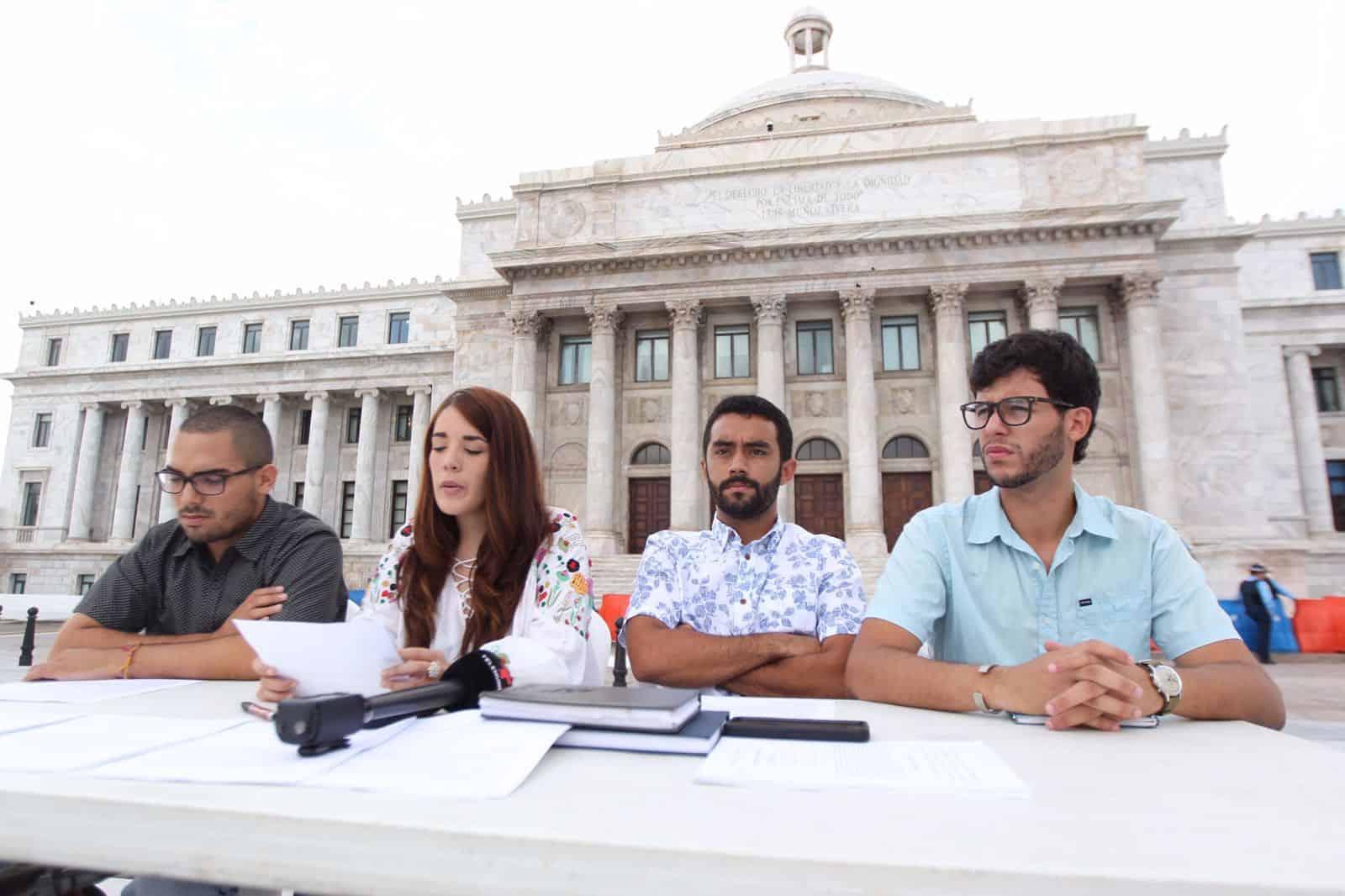 Movimiento Estudiantil de Río Piedras presenta propuestas para evitar recortes UPR