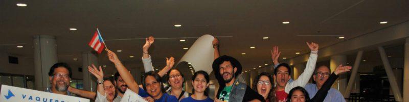 Estudiantes de UPR Bayamón triunfan en Londres