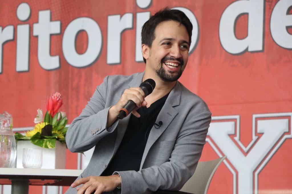 Lin-Manuel Miranda anuncia presentación de Hamilton para la UPR