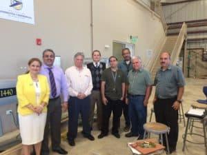 El Instituto de Aeronáutica y Aeroespacial de Puerto Rico estrena túnel de viento