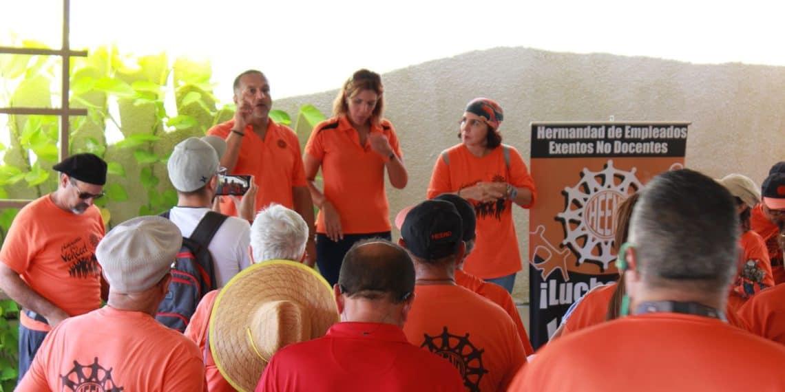 Heend acusa a la JSF por destrucción de la UPR