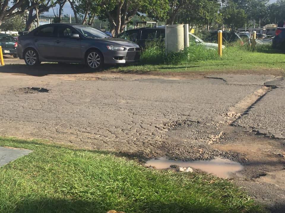 UPRA no puede costear la repavimentación de las carreteras de la unidad