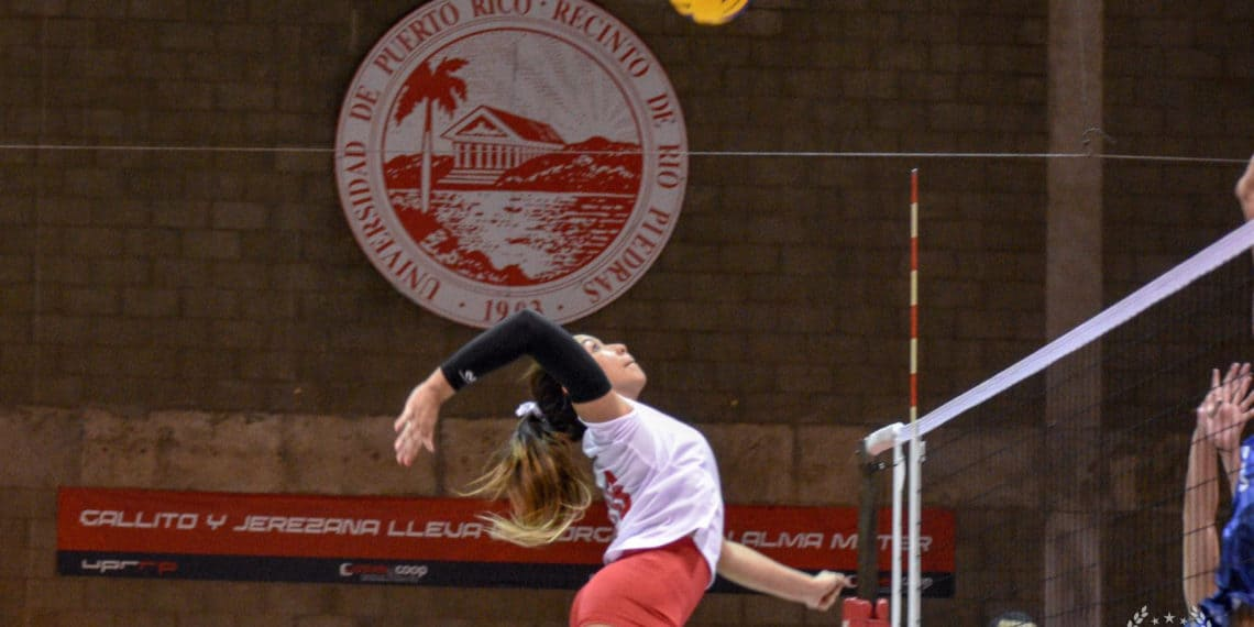 La IUPI arrasa en el voleibol de la LAI