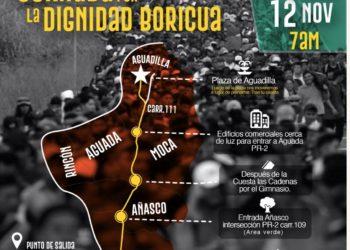 Unen fuerzas por la dignidad de Puerto Rico