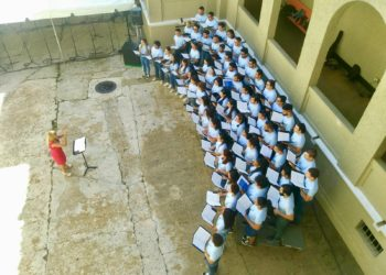 Gallitos y jerezanas demuestran su talento musical en el Día de la Música