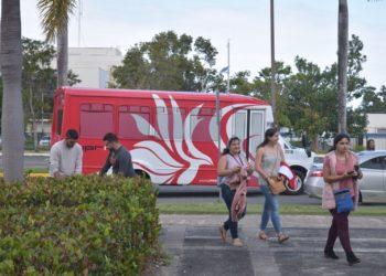 Administración de la UPRRP  suspende servicio de transporte durante Asamblea General de Estudiantes