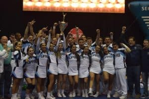 UPRB obtiene su décimo sexto campeonato en Porrismo de las Justas LAI