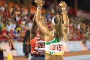 Atleta de la UAGM rompe récord en la LAI