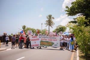 Residentes y estudiantes universitarios exigen un mejor servicio de transporte marítimo