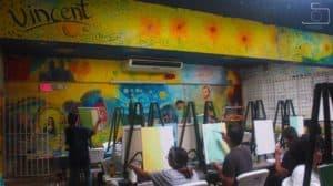 Profesor crea espacio artístico para estudiantes en Arecibo