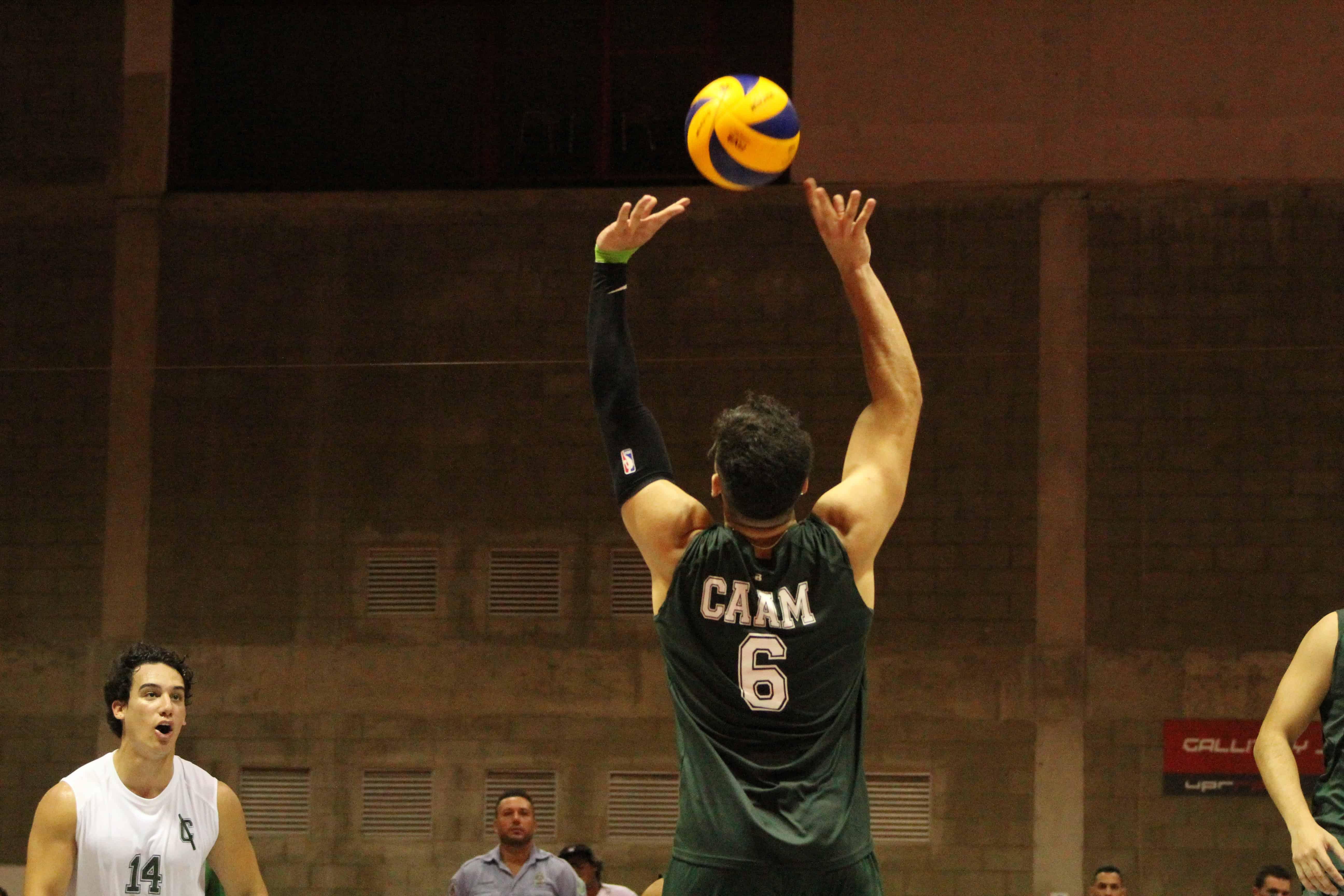 Gallitos y Jerezanas en busca de la clasificación a la semifinal del voleibol