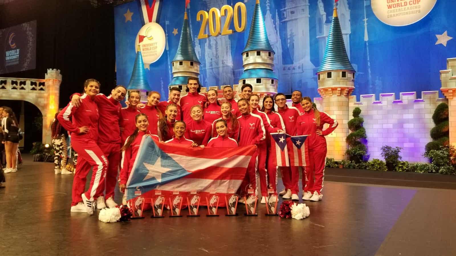El UPRRP Dance Team avanza a finales de competencia nacional